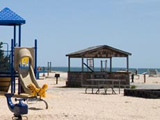 Orient Beach Playground